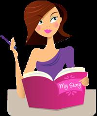 Girl-Writing1